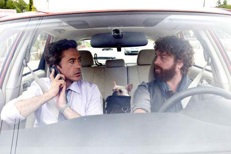 Due Date trailer starring Robert Downey