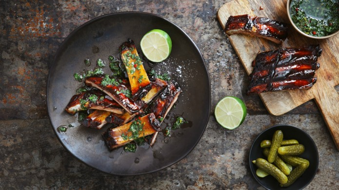 How to Slow-Smoke Ribs in the Oven, No Smoker Required