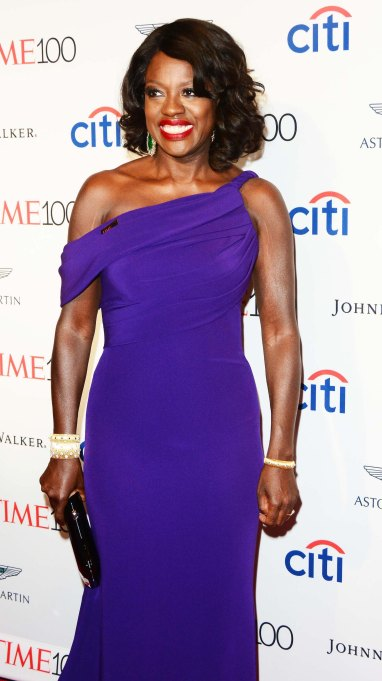 15 Celebrities who Overcame Poverty: Viola Davis
