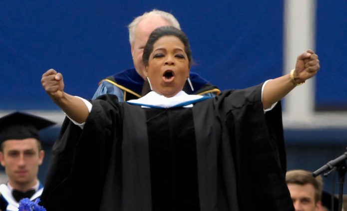 The Best Celebrity Commencement Speeches of