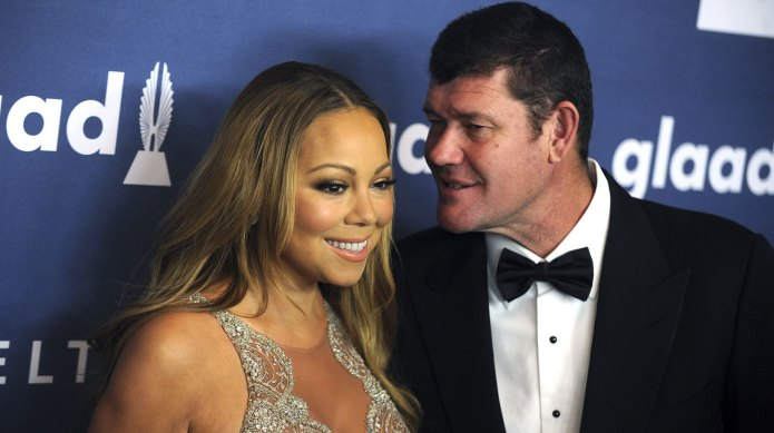 Mariah Carey reportedly blindsided by split