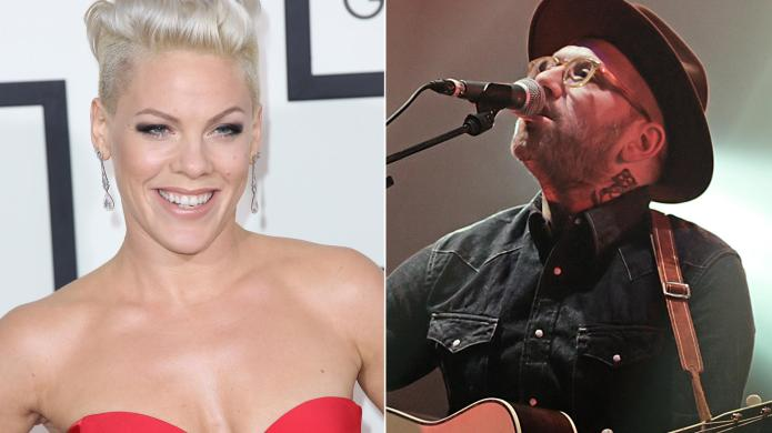 Pink and Dallas Green's new single