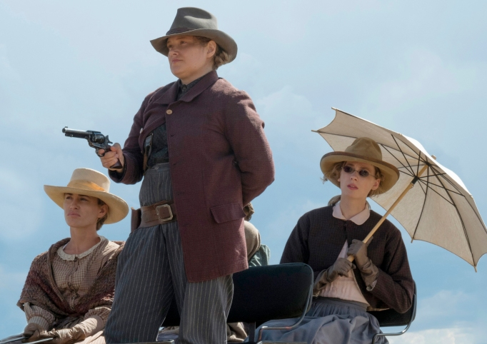 What's coming (and going) on Netflix for November 2017: 'Godless'