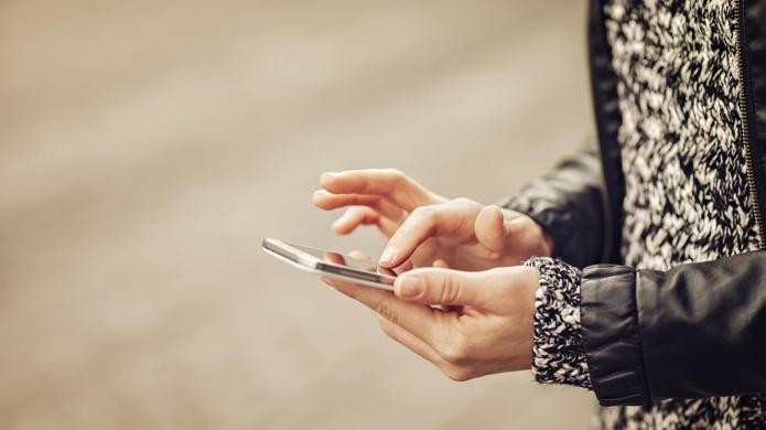 Transparent texting can help you text