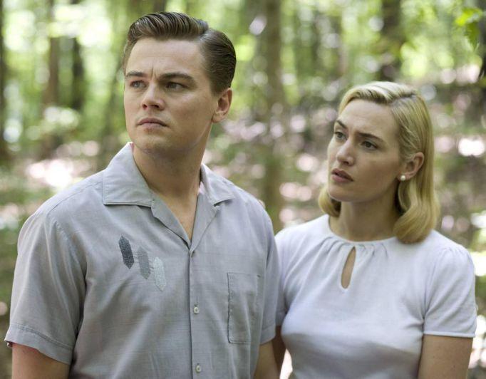 Kate Winslet Leonardo DiCaprio Revolutionary Road