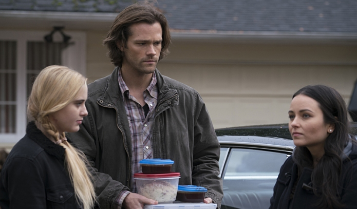 Why Supernatural's Claire and Alex are