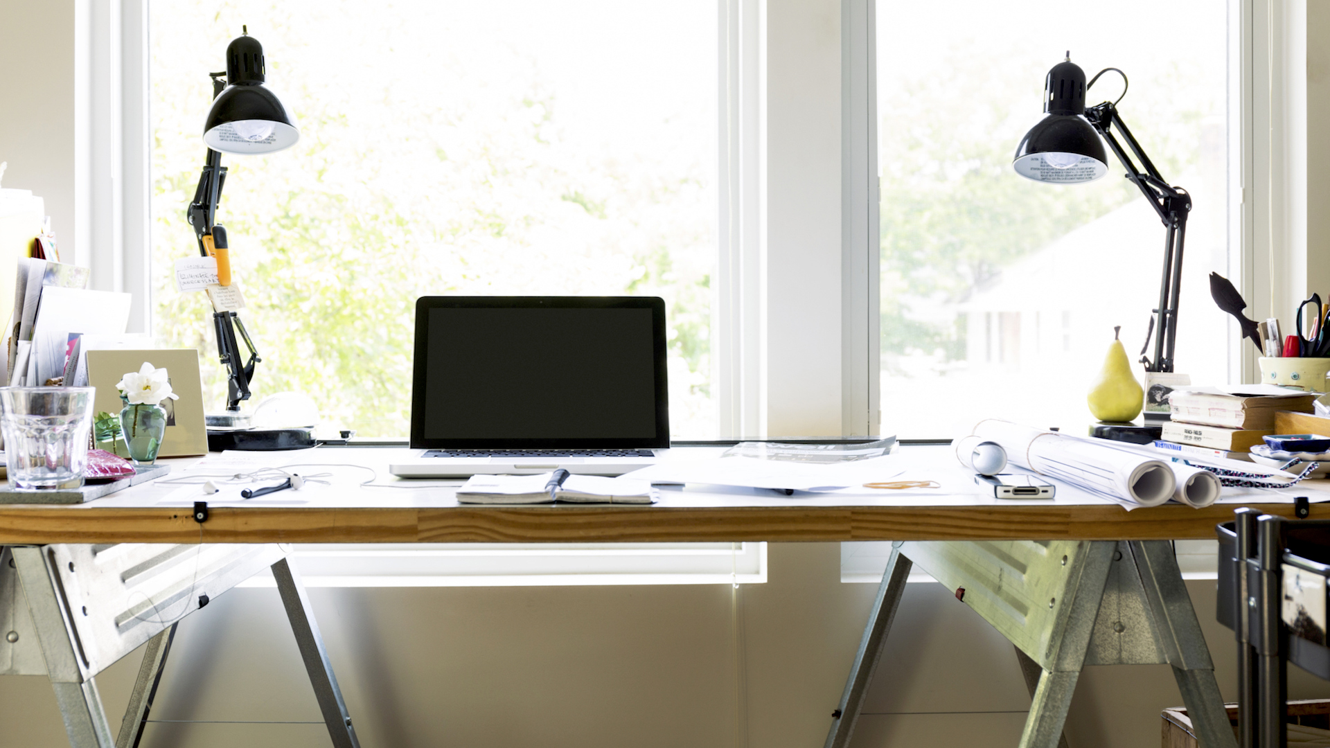 19 Diy Desk Ideas To Inspire A Home Office Makeover Sheknows