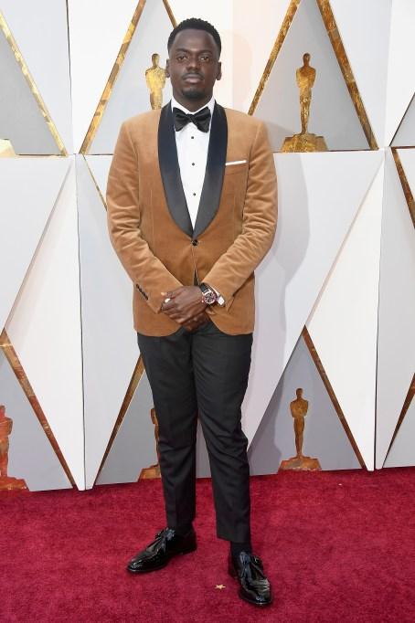 Daniel Kaluuya Oscars 2018