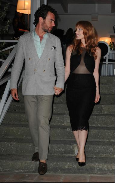 Jessica-Chastain-husband