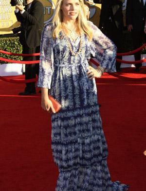 Worst dressed of SAG Awards past