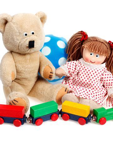 Sexist kids' toys