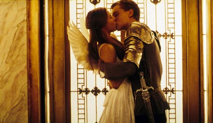Leonardo DiCaprio Rome and Juliet