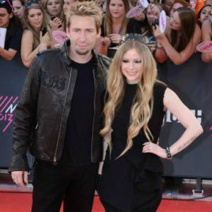 Avril Lavigne and Chad Kroeger married