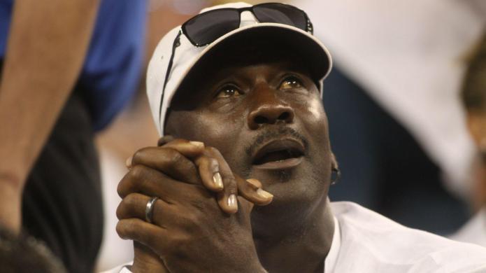 Michael Jordan has nothing against the