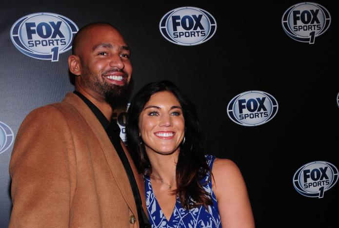 Hope Solo in hot water again,
