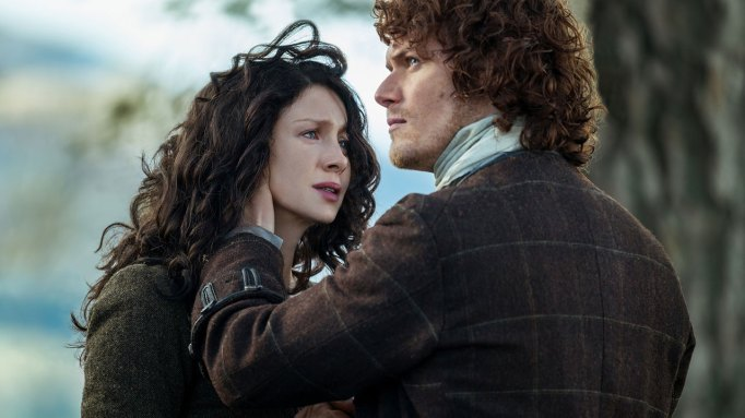 Take GoT, add in romance and time travel, and you've got Outlander