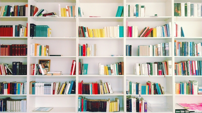 21 out-of-the-ordinary bookshelves that will make