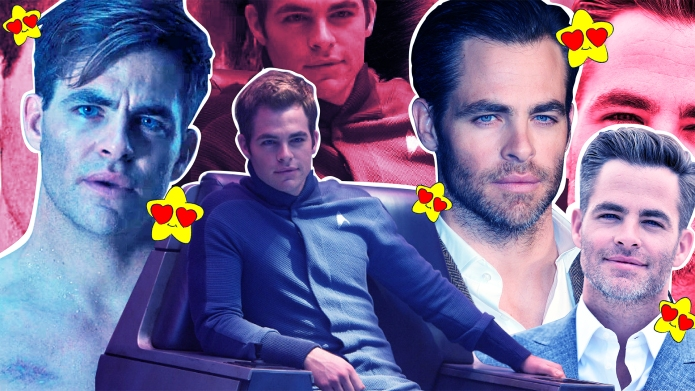 14 Times Chris Pine Was the