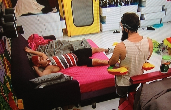 Paul and Paulie Big Brother