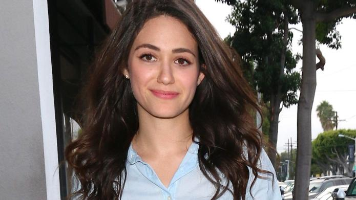 Emmy Rossum talks sex on the