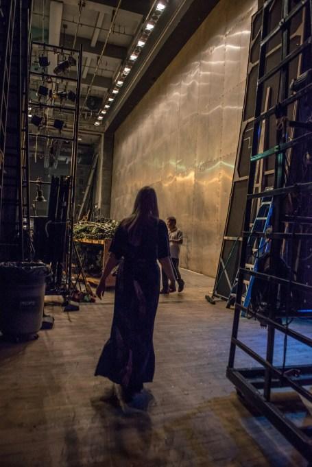 Backstage at The Met Liz Brooks