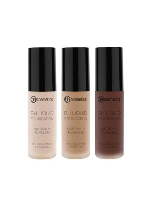BH Naturally Flawless Liquid Foundation