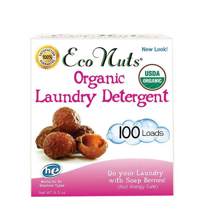 Eco Nuts Organic Laundry Detergent