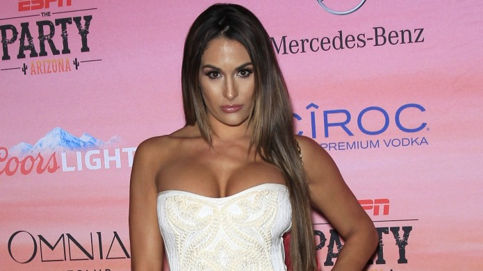 Nikki Bella shares adorable post-surgery pic