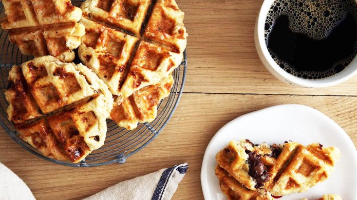 20 Awesome Homemade Waffles to Try