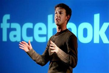 Is veganism in Facebook creator Mark
