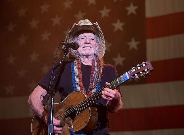 Celebs who love weed: Willie Nelson