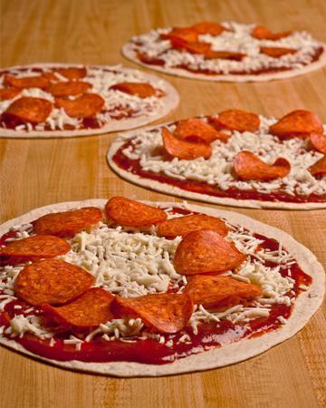 How to make a no-bake pizza