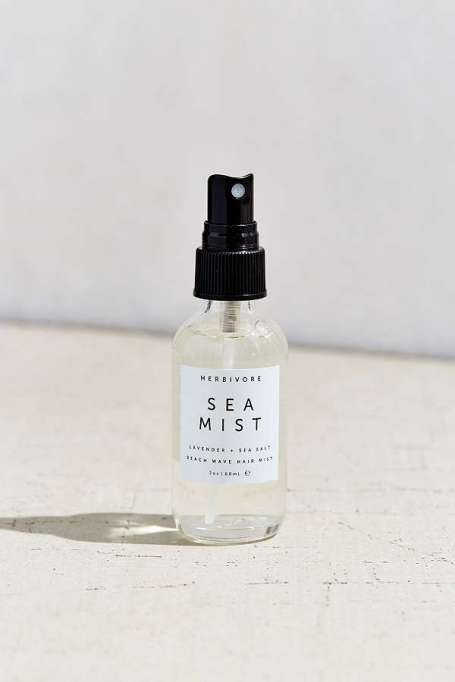 Best Hair Mist: Herbivore Botanicals Sea Mist Hair Spritzer