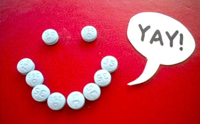 Birth control pills really do prevent