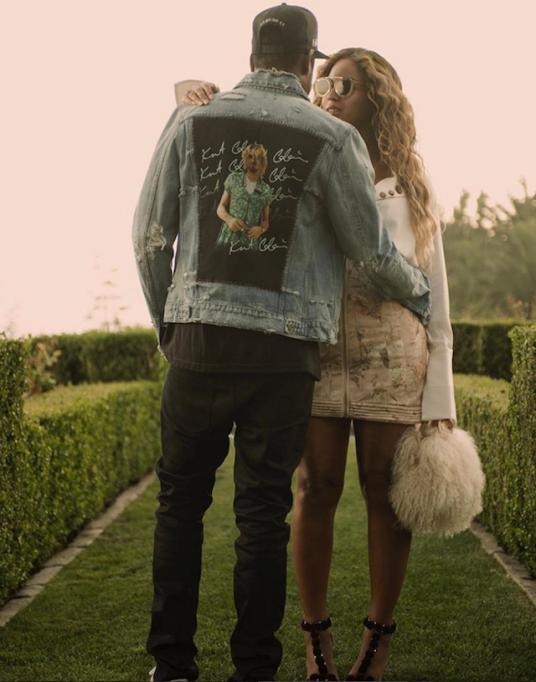 Beyoncé and Jay-Z Instagram post