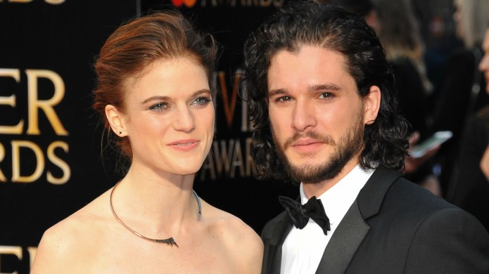 Yas! GoT's Jon Snow & Ygritte