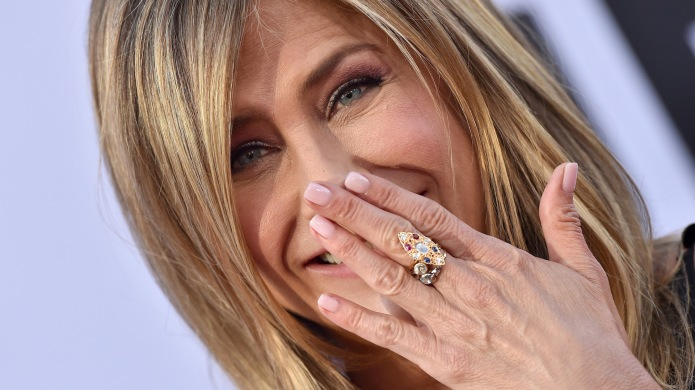 Jennifer Aniston arrives at the American