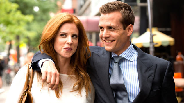 11 reasons a Donna and Harvey