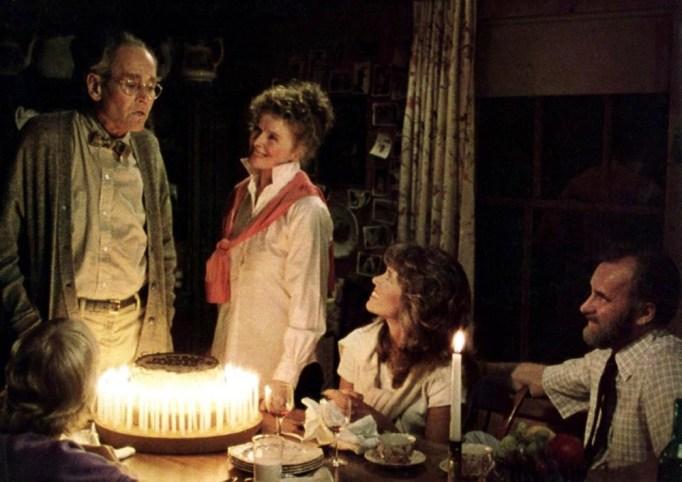 'On Golden Pond' movie still