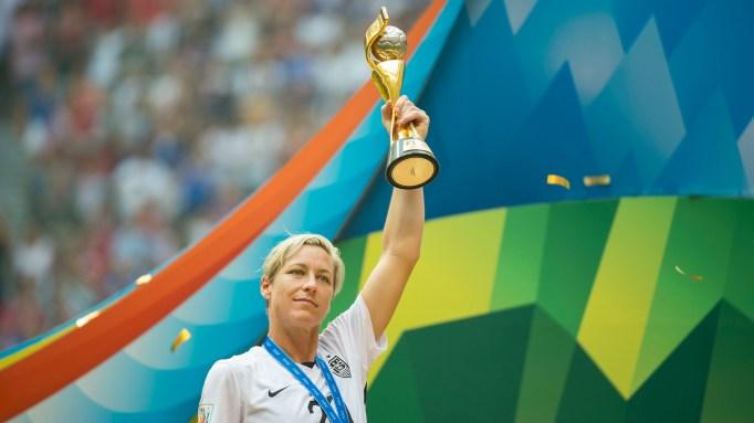 Abby Wambach 2015 women's World Cup Soccer