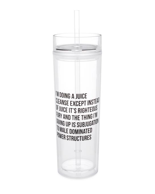 Juice Cleanse Tumbler