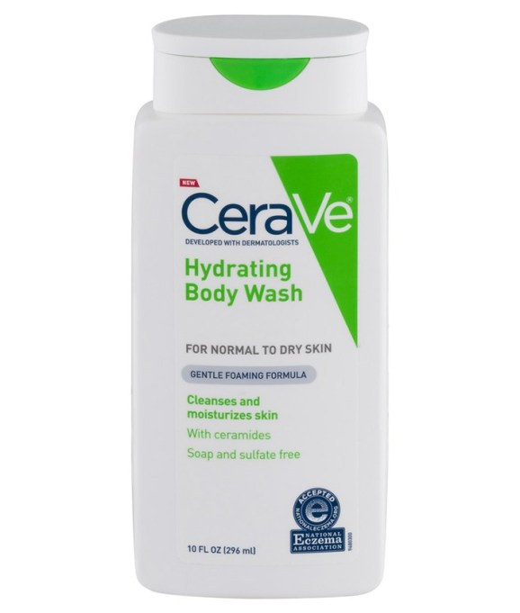 CeraVe Became a Cult Staple | CeraVe Hydrating Body Wash