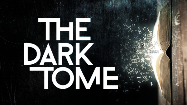 Spooky Podcasts: The Dark Tome