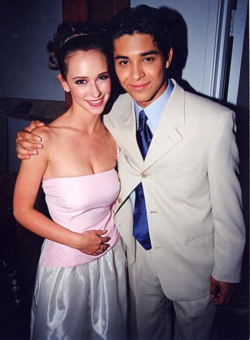 Wilmer Valderrama and Jennifer Love Hewitt