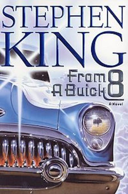 Stephen King's scariest books: 'From a Buick 8'