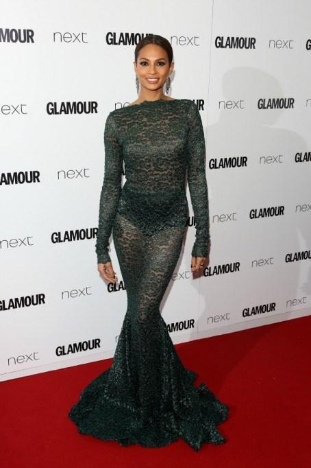 Alesha Dixon at Glamour Women of the Year Awards