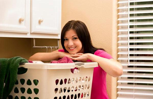 Tips on keeping the laundry room