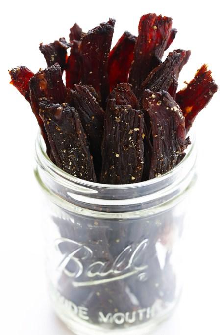 Best snack recipes: beef jerky