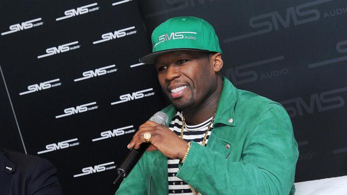 VIDEO: 50 Cent throws out horrible