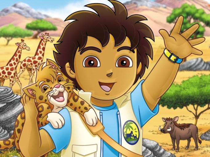 'Go, Diego, Go' promo image